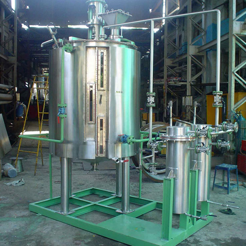 Pilot Plants & Small Manufacturing Plants
