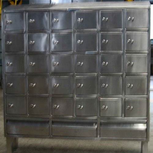 Stainless Steel Small lockers